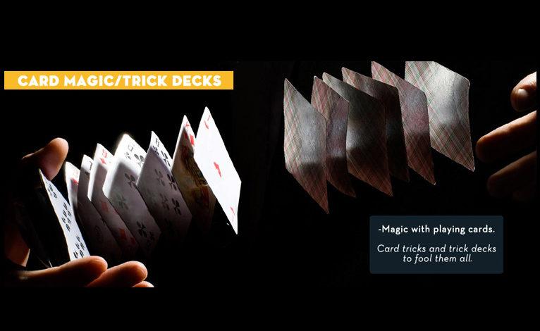 Card Magic/Trick Desk