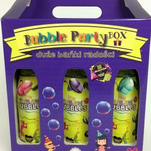 Bubble Party BOX - front